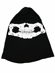 Outdoor Cycling Cotton Black Masks