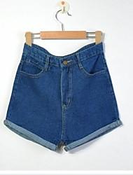 Damen Hose - Sexy / Bodycon / Leger Denim
