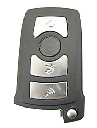 4-Button Remote Smart Key Case for BMW 7 Series