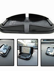 Multi-function Car Non-slip GPS Support Pad Storage