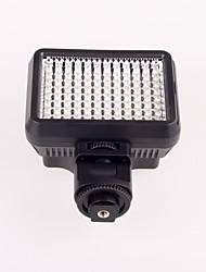 TIRO XT-96 LED Video Camera Luz e para a Sony Hot Shoe Suporte para câmera DV
