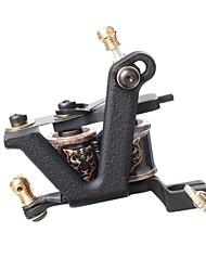FTTATTOO ® Casting bobine pistola del tatuaggio fatto a mano di ferro Gun
