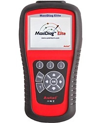 Autel® MaxiDiag Elite MD702 with Data Stream Function for 4 Systems Multifunctional Scan Tool