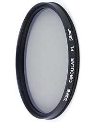 ZOMEI 58MM CPL Filters