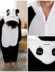 Panda bonito Crianças Kigurumi Pijamas Pijamas