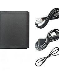 USB SD 3,5 mm Aux In et Bluetooth en option MP3 de voiture Adaptateur Player Mazda 2 3 5 6 323 Miata MX5 SPD RX8 CX7 MPV Protégé