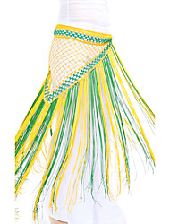 Performance Sexy Tassels Belly Dance Belt for Ladies (More Colors)