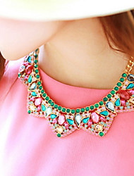 Alisa Bohemia Colorful Stone Vintage Necklace