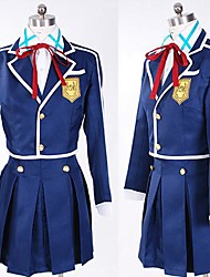 Sword On Line Asuna Student Uniform Cosplay Uniform