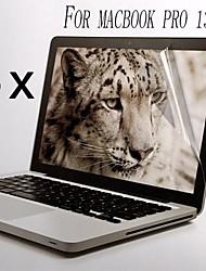 [4-Pack] Protecteur d'écran Preuve de haute qualité Invisible Shield Smudge pour MacBook Pro 13,3 pouces
