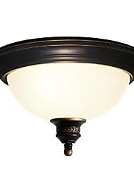 Ceiling Lamps , 1 Light , Retro Elegant Artistic Stainless Steel Plating MS-86243-1