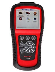 Autel® MaxiDiag Elite MD802 All System+DS Model Multifunctional Scan Tool