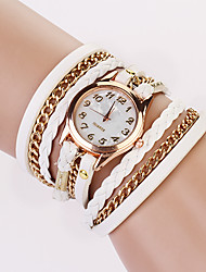 Koshi 2014 Women' Fashion Rivet Chain Watch