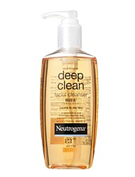 Neutrogena  Deep Clean Facial Cleanser 200ml / 6.7oz