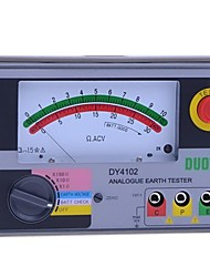 DY4102 a terra Tesistance Meter