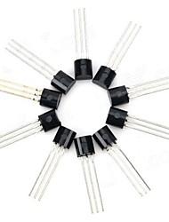 30V NPN Триод Мощность транзистор пакет Транзистор - черный (10 шт)