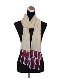 dot puur katoen bruiloft / speciale gelegenheid shawl / sjaal