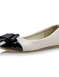 bailarina calcanhar plana das mulheres sapatos flats