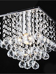 MAISHANG® Ceiling Lamps , 1 Light , Artistic Crystal Plating MS-SX-86002-E2701