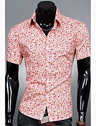 Men's Casual Shirts , Organic Cotton Casual DJJM