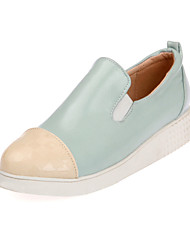 Women's Low Heel Cap-toe Loafers Shoes(More Colors)