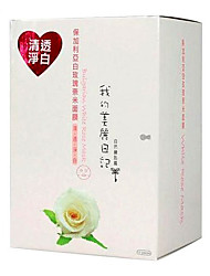 MY Beauty Diary Bulgarian White Rose Mask 10pcs