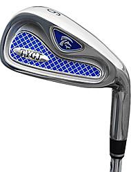 TTYGJ Golf Club Männer 37,5 Zoll 6 # S / R-Zink-Legierung Kopf-Stahlwelle Mashie