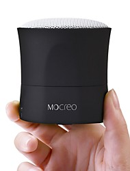 mocreo mini-ultra-portable sans fil Bluetooth v3.0 haut-parleur w / microphone (couleurs assorties)