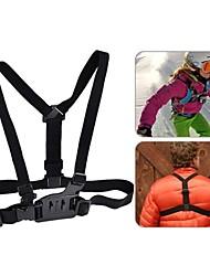 Tracolla regolabile toracica Mount Harness per GoPro Hero 3/2/1