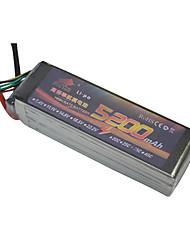 Feu Bull 14.8V 5200mah 25c Batterie Li-po
