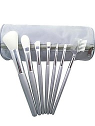 Cosmetic Brushes,7Pcs Makeup Brush Set with Pouch