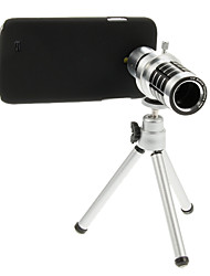 High Quality 12X Telephoto Lens with Tripod for Smartphone