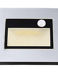 1 COB Light 1.5W PC Silver LED Sensor Wall Light IP65 Waterproof