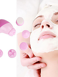6 in 1 Vibration Beauty Facial Massager