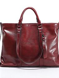 Women's New Fashion Faux Leather Totes Shoulder Bags Handbag