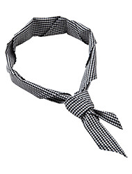 Food service uniform Knots Twill Neckwear