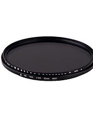 82 mm 82mm ND1000 densidad neutra ND 1000 filtro de la lente para Canon Nikon Sony Pentax Cámara