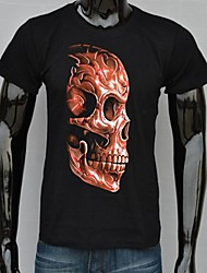 Diyan Мужская персонализированные Европейский стиль 3D эффекты рукавами футболки
