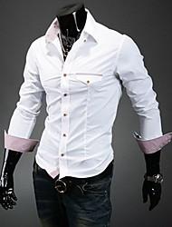 Sameul вскользь Проверить Контрастность Цвет рубашки