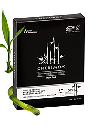 Cherimoa Mask pack (dry skin)5p