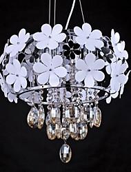 Lustre maishang®, 6 la lumière, en acier inoxydable artistique placage ms-sd-86001-e1406