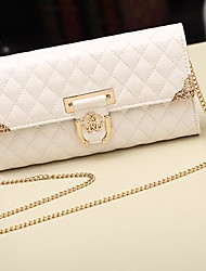 Ounisang Korean Version Of The New Quilted Packet Shoulder Diagonal Handbag