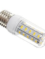 7W E26/E27 LED a pannocchia T 36 SMD 5730 650 lm Bianco caldo AC 220-240 V
