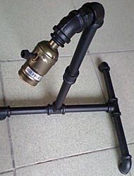 Luminária de Mesa com Design de Conexão Tubular Artística 250W