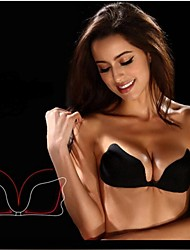 2014 New Angel Wings Sexy Backless and Strapless Self-Adhesive Bridal Push Up Bra