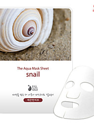 [C&F Cosmetic] The Aqua Mask Sheet - Snail 15ea