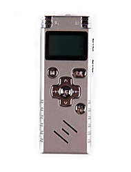 V109 HD Audio Beruf Diktiergerät Digital Voice Recorder (4 GB)