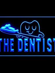 стоматолог зубной врач реклама привело свет знак