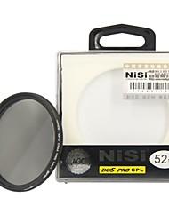 nisi 52mm pro cpl ultradünne Zirkular-Polfilter Objektiv-Filter