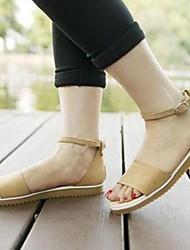 Women's Flat Heel Open Toe Sandals Shoes(More Colors)